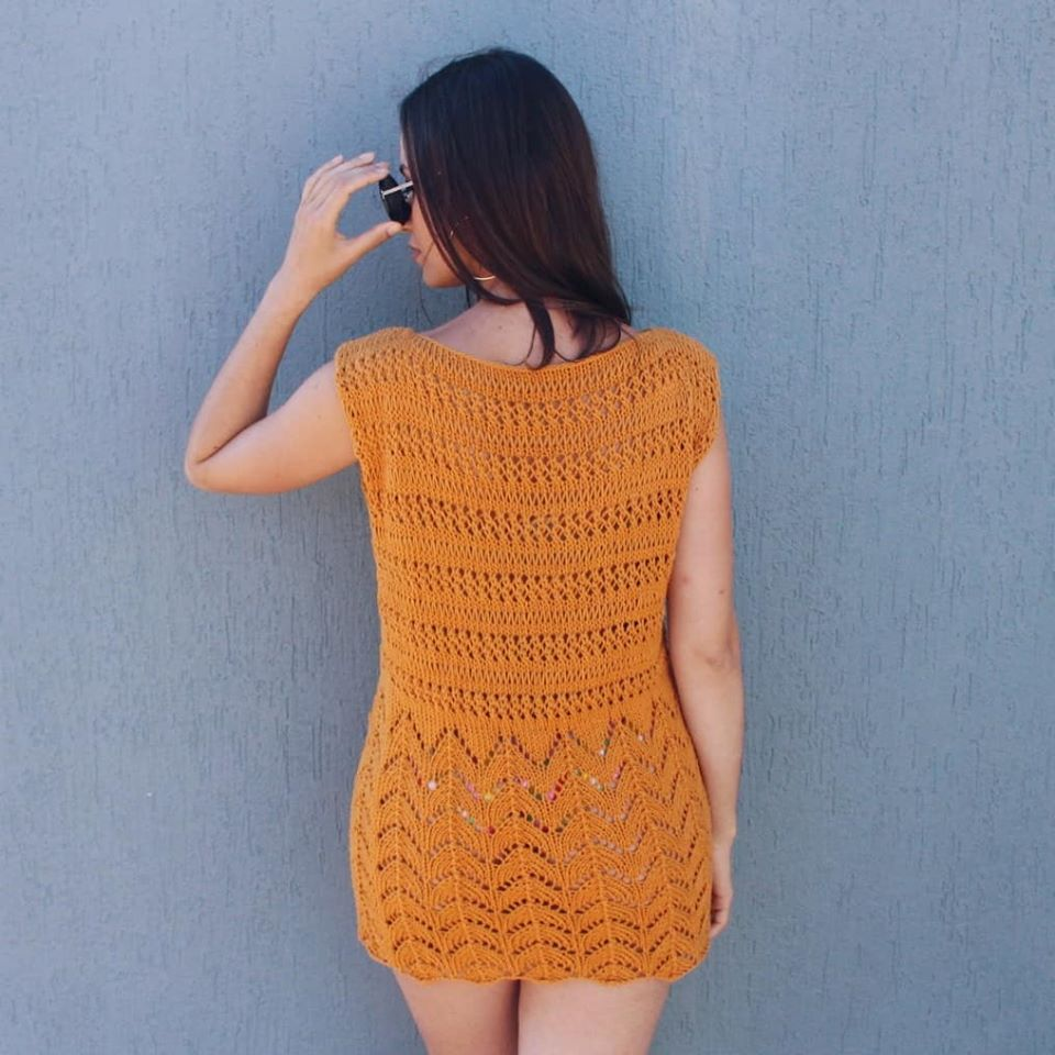 10 Best And Classy Crochet Vest Ideas And Free Tutorials