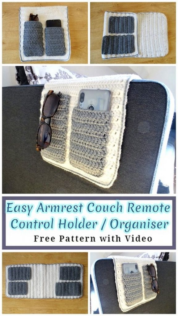 Couch Remote Control Holder