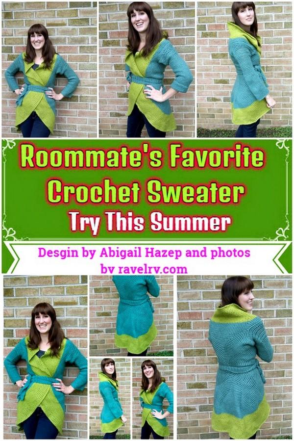 Roommate's Favorite Sweater